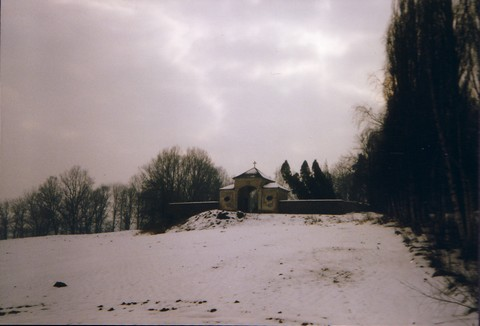 Friedhof 1990