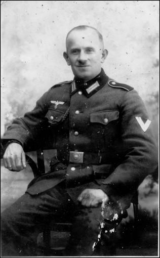 Obergefreiter Franz Patzner