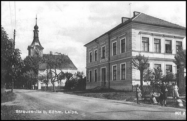 Skola a kostel