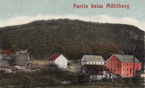 mlýnský vrch